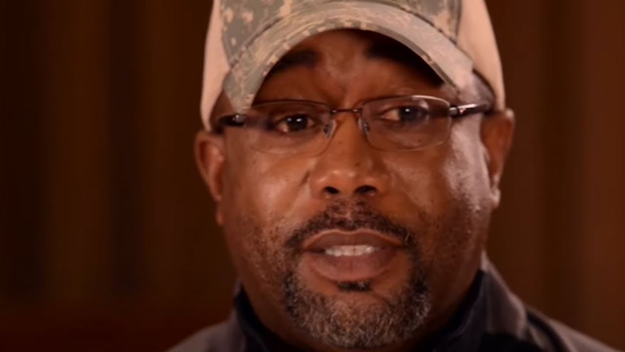 Darius Rucker Announces Shocking Split From Wife After 20 Years