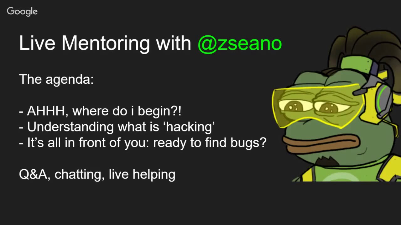Learn to hack and collaborate with other security researchers on bug