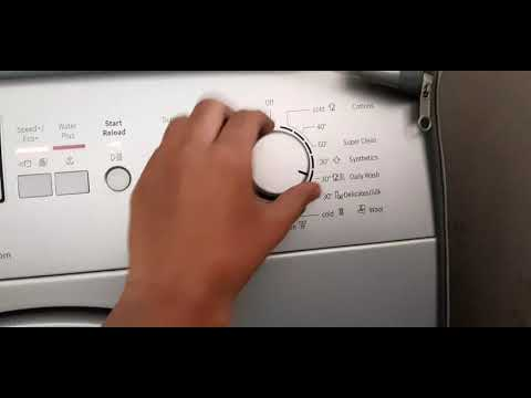 BOSCH Washing machine, 7 kg, Full Review