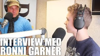 Interview - Ronni Garner i Radio Diablo