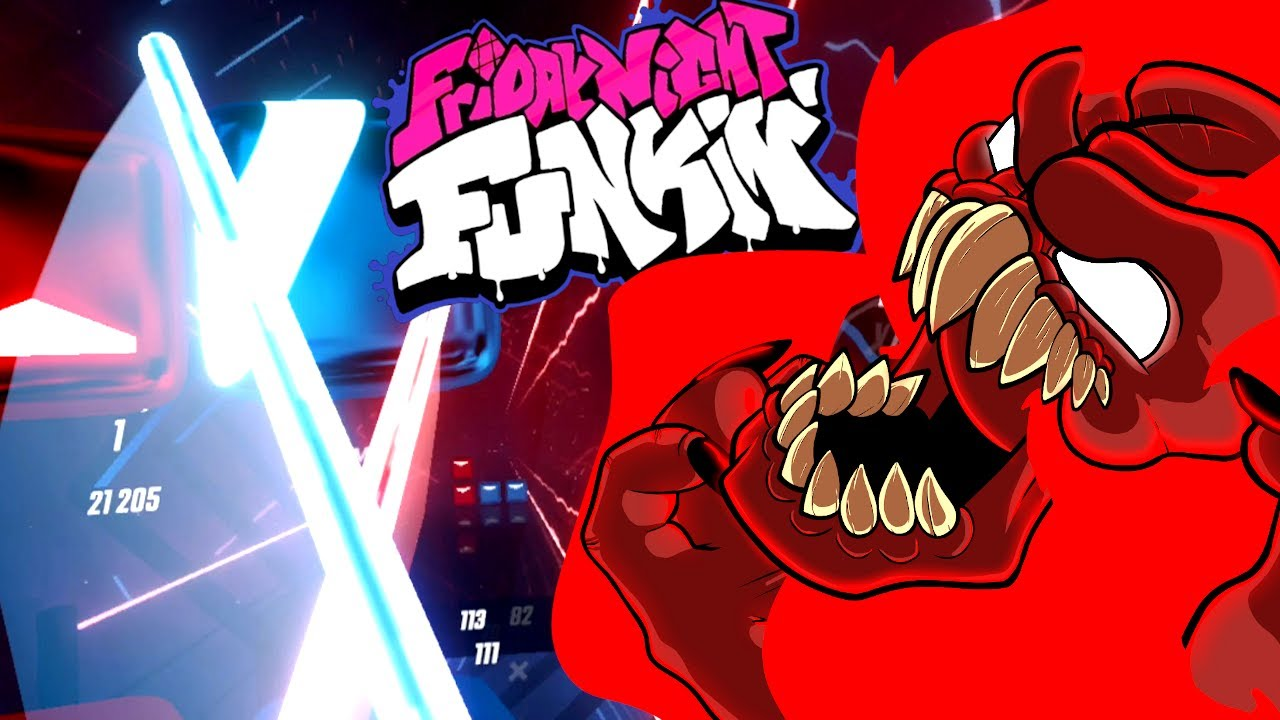 Beat Saber: Friday Night Funkin Songs   Tricky's Madness + More