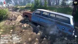 Spintires PC Gameplay