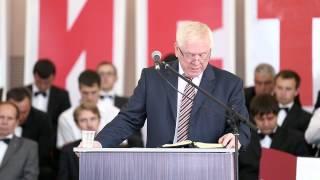 проповедь Смирнов: Христос служащий