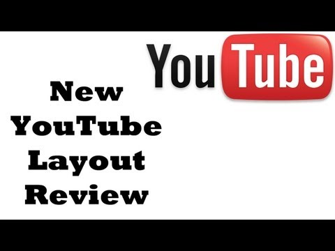 New YouTube Layout Review (Dec 2011)