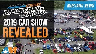 2019 AmericanMuscle Mustang Show Date Announced  | AM Car Show - Mustang News
