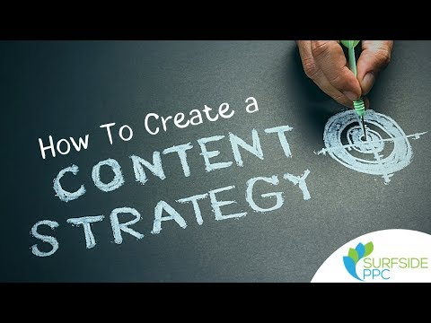 Content Strategy Tutorial - 5-Step Process to Create a Winning Website Content Strategy thumbnail