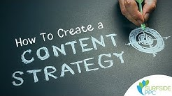 Content Strategy Tutorial - 5-Step Process to Create a Winning Website Content Strategy