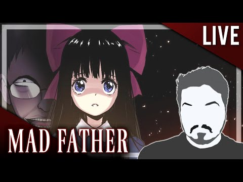 MAD FATHER REMASTERED ON STEAM! - Mad Father 2016 [Friday Fright!] LIVE Play (Blind)