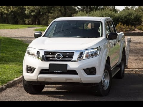 2018 nissan navara sl 4x4 review youtube. Black Bedroom Furniture Sets. Home Design Ideas
