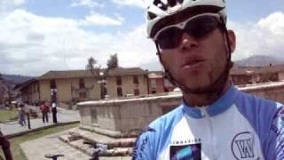 Pepe Portocarrero Ciclismo Cajamarca 2009