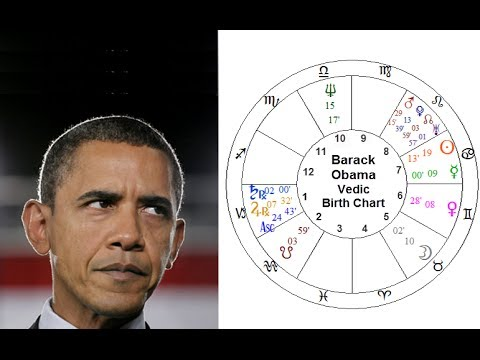 Astrology Predictions For Obamas Final Two Years Youtube