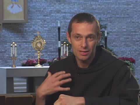 Fr Antoine Thomas explains need for Eucharistic Adoration for Children of the Eucharist
