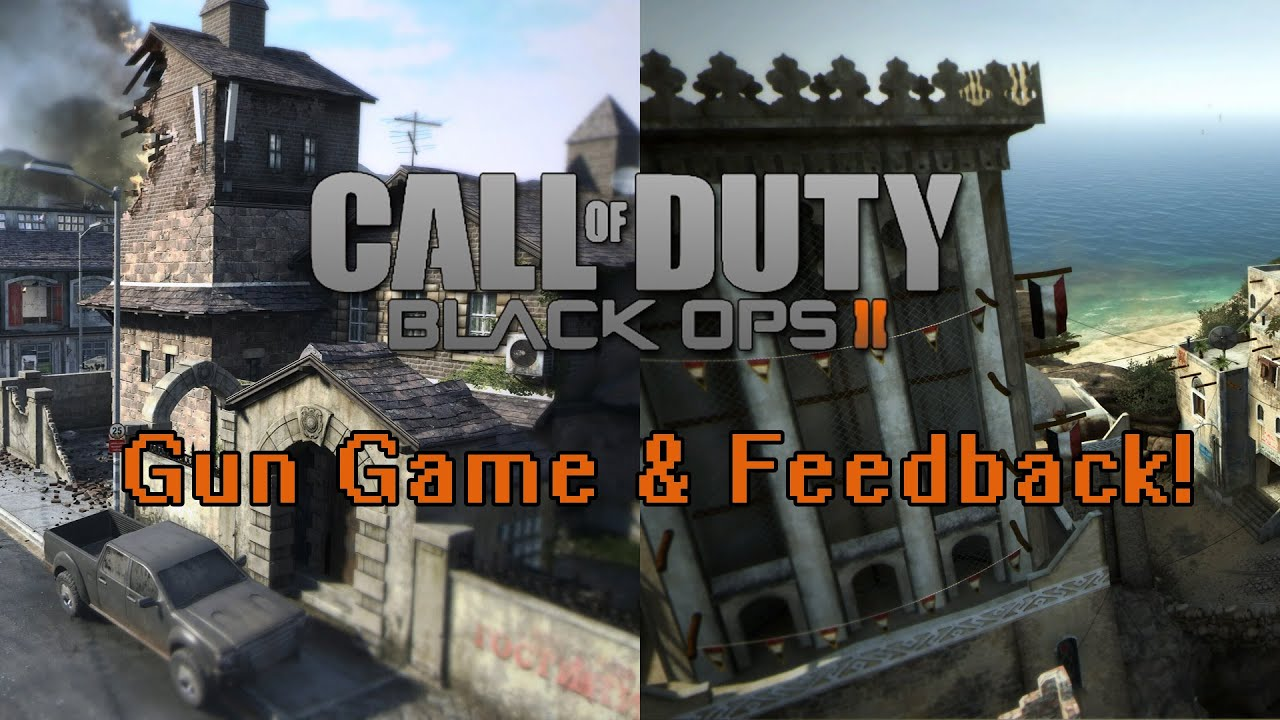 Nuketown Gun Game | Call of Duty Black Ops 4 - YouTube
