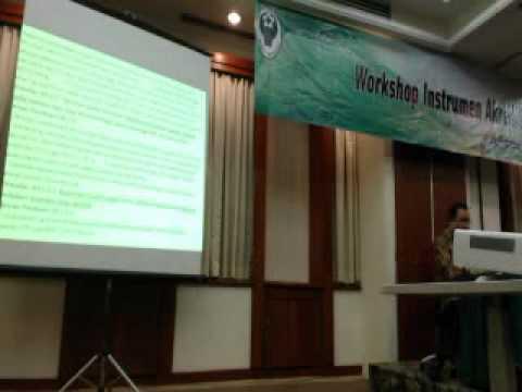 Workshop Instrumen Akreditasi Rumah Sakit 2012 (2) - dr. Nico A Lumenta