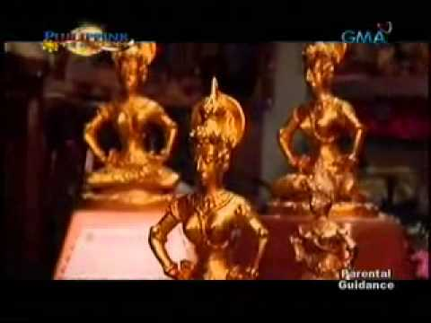 Philippines Treasure Part II (GMA 7) feat. Golden Tara