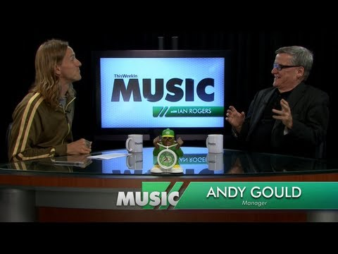 This Week In Music  Andy Gould  Manager Rob Zombie, Guns n Roses, Morrissey