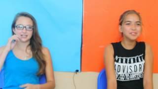 INTERVISTA Elisa ed Alice - Crè Per di Qua 2016