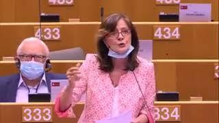 """Intervento in Plenaria dell'europarlamentare Patrizia Toia su """"Conclusioni della riunione straordinaria del Consiglio europeo del 17-21 luglio 2020"""""""