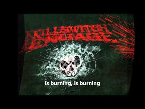Killswitch Engage - This Fire (Lyrics Video)
