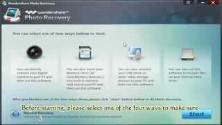 Recover Photos from Your SD Card, PC, USB or Other Storage Device-Wondershare