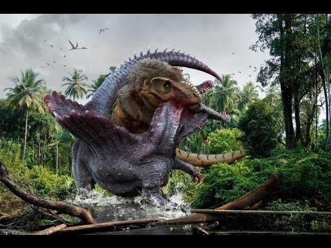 Tiranossauro Rex - O Rei dos Lagartos