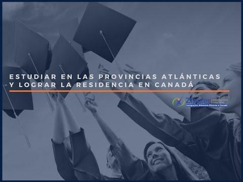 Emigrar a Canadá estudiando en las Provincias Atlánticas