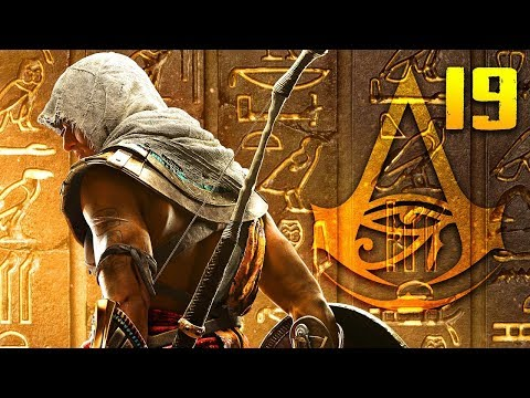 Assassin's Creed: Origins I The Crocodile | part 19