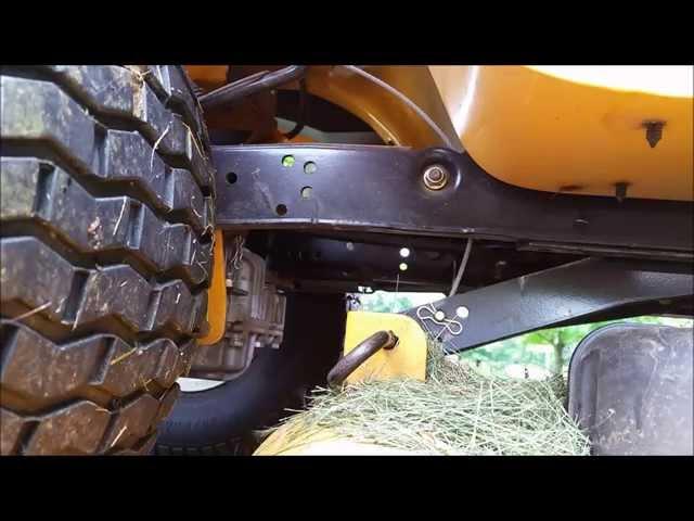 Cub Cadet Ltx 1046 M Lawn Tractor | Cub Cadet Lawn Tractors