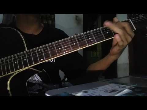 chord gitar gaby-tinggal kenangan (alvians)