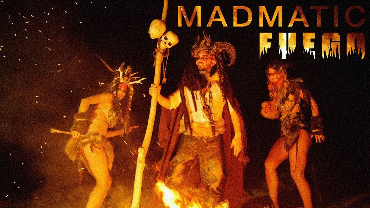 MADMATIC - FUEGO [Official Video]
