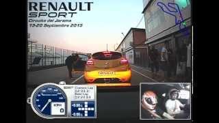 Renault sport experience 2015 jarama