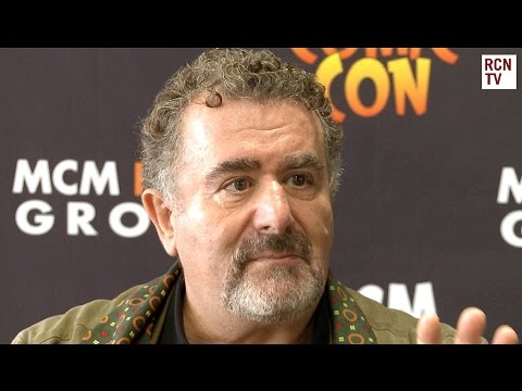 Saul Rubinek Interview - MCM London Comic Con