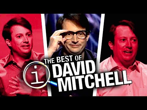 QI | David Mitchell's Best Moments