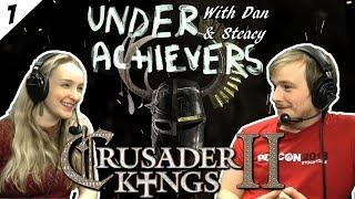 Crusader Kings 2   Pagan Fury   Under Achievers   Part 1