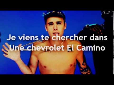 Lolly by Justin Bieber Ft. Maejor Ali and Juicy J - Traduction Française