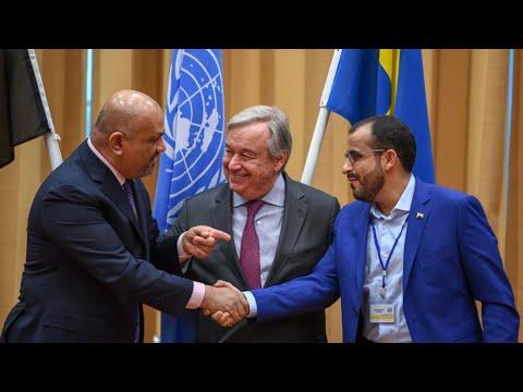 التوصل إلى اتفاق لوقف إطلاق النار في الحديدة اليمنية  - نشر قبل 31 دقيقة