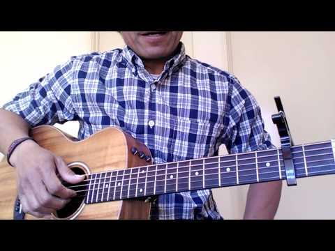 Aku sayang kamu (Dygta - guitar tutorial)