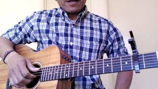 Aku sayang kamu Dygta guitar tutorial