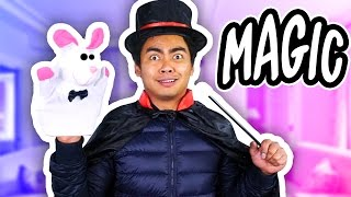 Repeat youtube video MAGIC TRICKS YOU NEVER KNEW EXISTED!