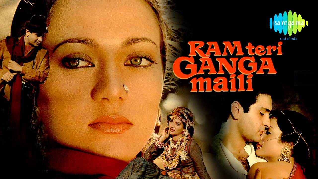 Image result for Ram Teri Ganga Maili, 1985