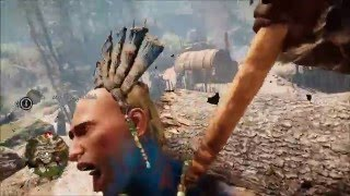 Far Cry Primal Stealth Kills (1080p60Fps)