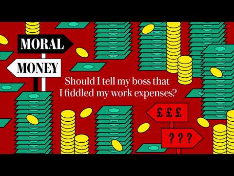 Moral Money episode 6: Fiddling work expenses and rewarding children with cash