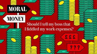 Moral Money: Fiddling work expenses and rewarding children with cash
