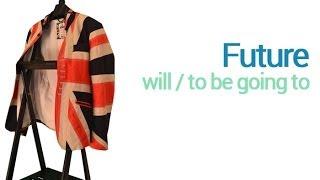 Grammar: Future (will - to be going to) door Meester Gijs