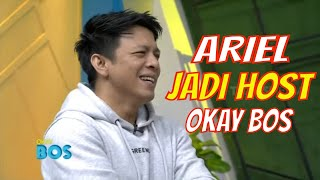 ARIEL NOAH Jadi Host Okay Bos | OKAY BOS (05/08/20) Part 1