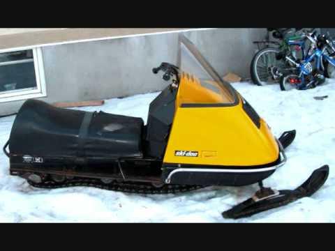 Ski Doo Parts >> A Tribute to the Ski- Doo Elan - YouTube