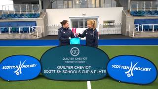 Quilter Cheviot Scottish Schools S3 Cup & Plate competition draw