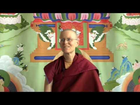 46 Green Tara Retreat: Facing Fears 01-18-10