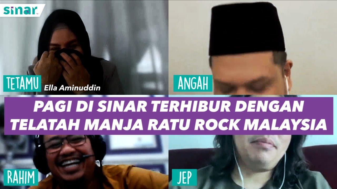 Download Pagi Di Sinar Terhibur Dengan Telatah Manja Ratu Rock Malaysia