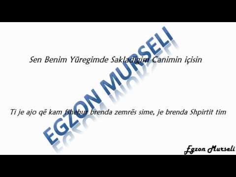 Ismayl Yk - Aramani Bekledim (me përkthim Shqip) (Official Video Lyrics)